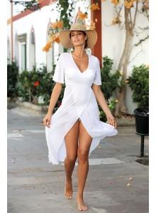 Dolga tunika za na plažo in sprehode